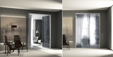 Portes Gamme Glass